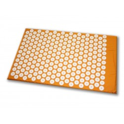 Tapis d'acupression Shanti Orange