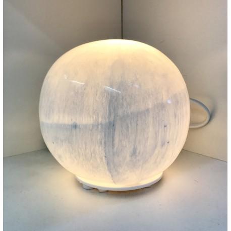 lampe boule s l nite blanche envie de bien tre. Black Bedroom Furniture Sets. Home Design Ideas