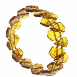 Bracelet adulte en Ambre