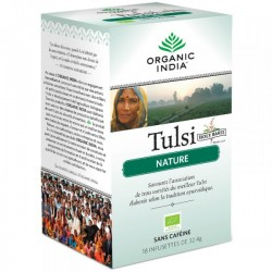 Infusion Tulsi Brahimi infusette