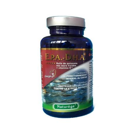 Omega 3 EPA DHA 240 capsules