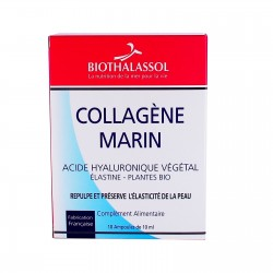 Collagene marin ampoules
