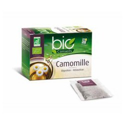 Infusion Camomille Bio Conseils