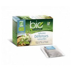 Infusion Defenses Naturelles Bio