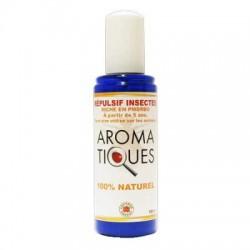 AromaTiques Répulsif Insectes Vecteur Energy