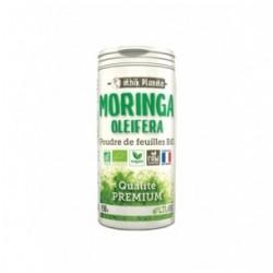 Poudres de feuille Bio Moringa oleifera