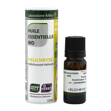 Huile essentielle Helichryse Italienne