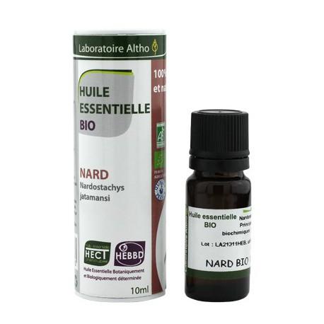 Huile essentielle Nard Bio