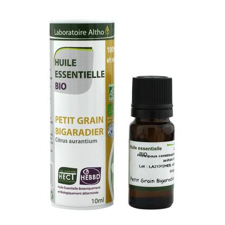Huile essentielle Petit Grain Bio
