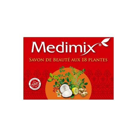 Savon Medamix aux 18 Plantes