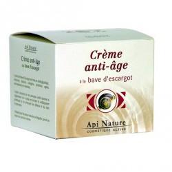 Crème Anti Age Bave D'Escargot