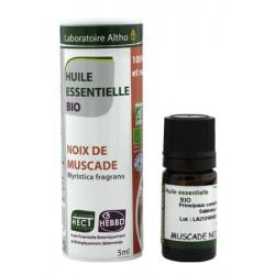 He Muscade Noix Bio