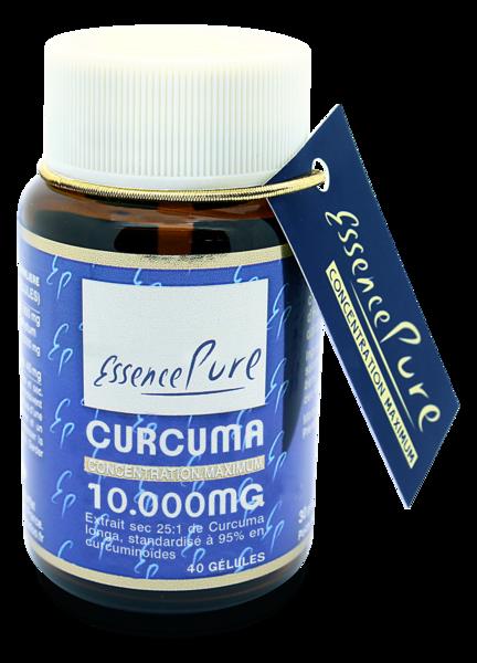 Curcuma gélule