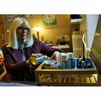 Béatrice Bagard Naturopathe Iridologue Envie de bien Etre DOMBASLE