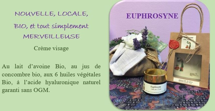 Crème Euphrosine