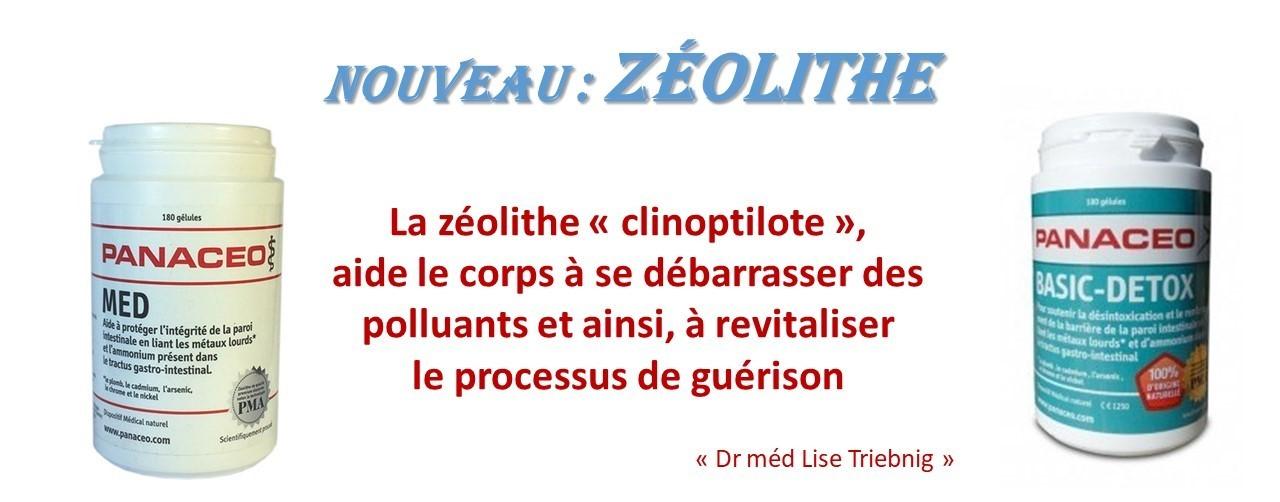 Zéolithe
